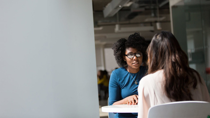 Giving interview feedback to unsuccessful candidates